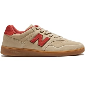 New Balance Numeric 288 Skate Shoes - Pebble/Rust