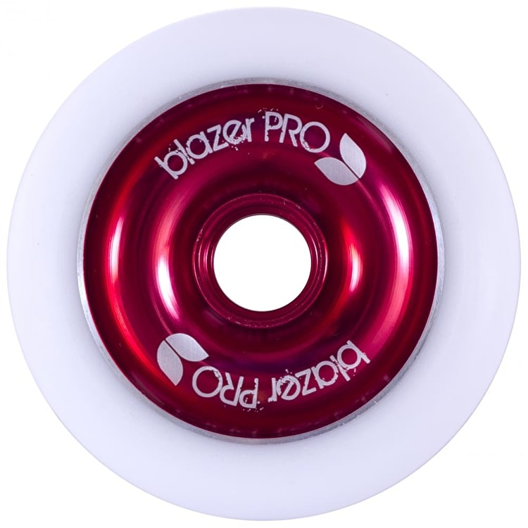 Blazer Pro Metal Core Scooter Wheel - 100mm - Red