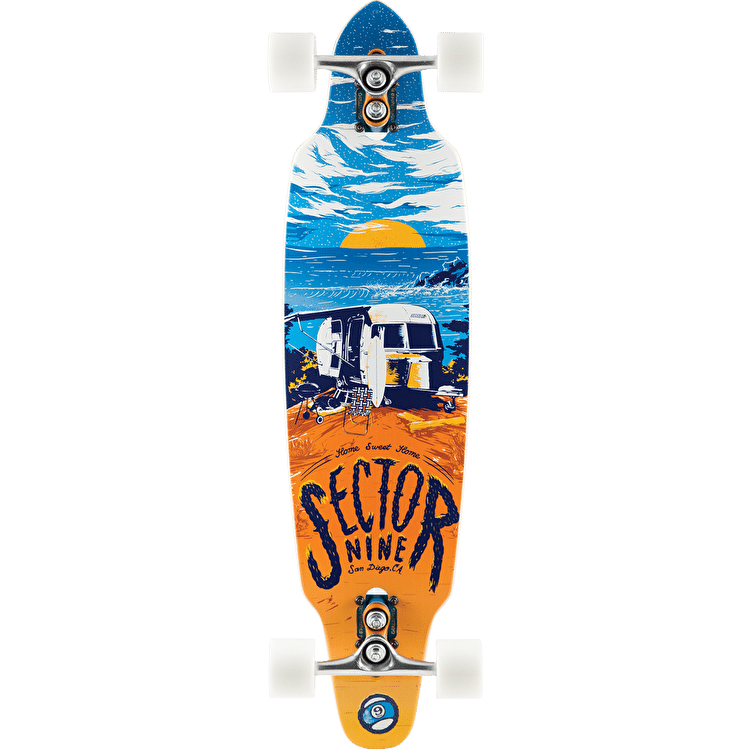 """Sector 9 Tempest 16 36"""" Complete Longboard"""