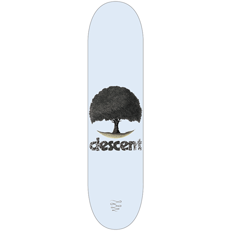 Descent Seasonal Skateboard Deck - Summer 8.1""
