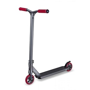 Sacrifice Flyte 100 Complete Scooter - Titanium / Red