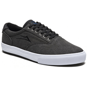 Lakai Guymar Skate Shoes - Cement Canvas