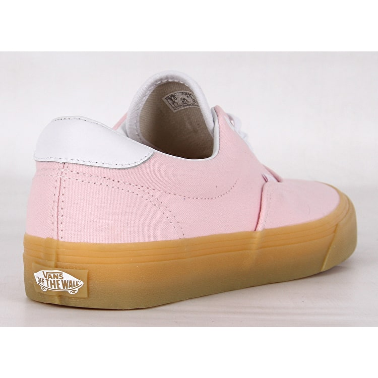 Vans Era 59 Skate Shoes - Double Light Gum/Chalk Pink