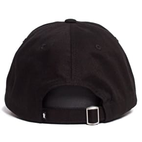 Grizzly OG Bear Patch Dad Hat - Black