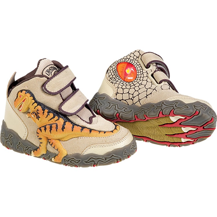 Dinosoles 3D X10 T-Rex Hi Top Shoes