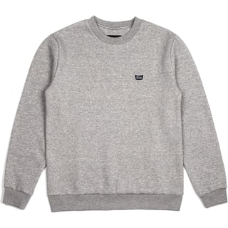 Brixton Stith WL Crewneck - Heather Grey