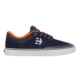 Etnies Marana Vulc Skate Shoes - Grey/Orange