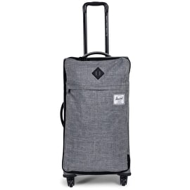 Herschel Highland Medium Suitcase - Raven Crosshatch