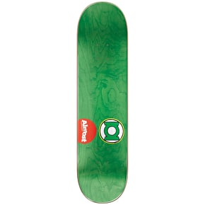 Almost Sketchy Green Lantern R7 Skateboard Deck - Youness 8.125