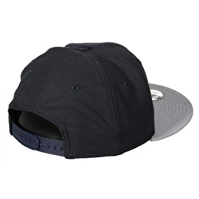 New Era Kids 9FIFTY Diamond Era Cap - Navy/Grey