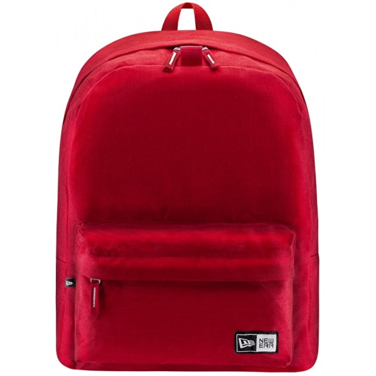 New Era Stadium Backpack - Scarlet Red