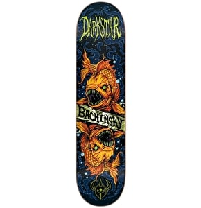 Darkstar Skateboard Deck - Zodiac R7 Bachinsky 7.75