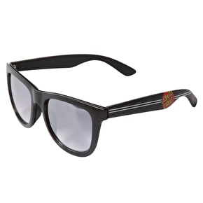Santa Cruz Sunglasses - Classic Dot Black