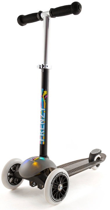 Frenzy FR103L 3 Wheel Kids Scooter  Light Up