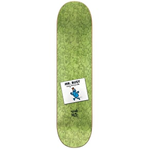 Cliché x Mr Men R7 Skateboard Deck - Mr Busy/Brezinski 8