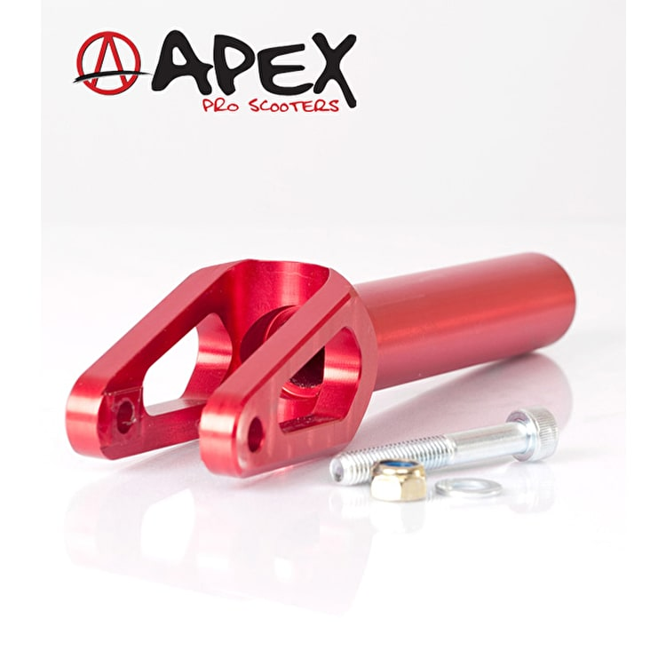APEX Pro Quantum Scooter Fork - Red