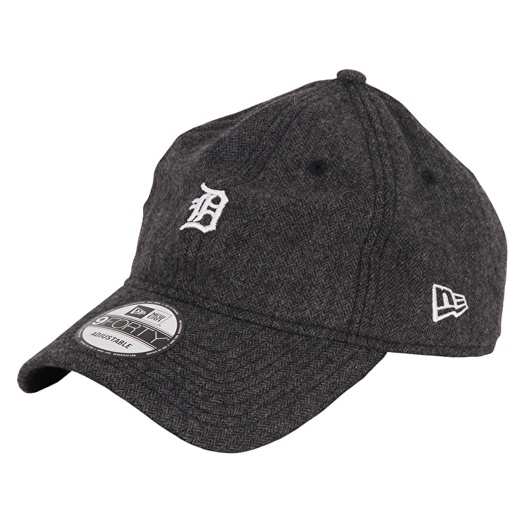 New Era 9Forty Herringbone Cap - Detroit Tigers