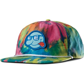 Etnies Happy 5 Panel Cap - Tie Dye