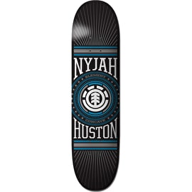 Element Dialled Skateboard Deck - Nyjah 8