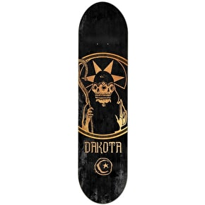 Foundation Servold Made By The Moon Pro Skateboard Deck - 8.125