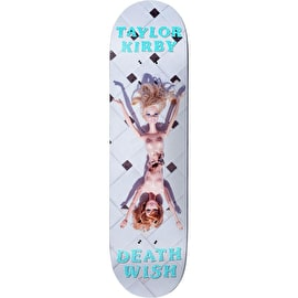 Deathwish Plastic Surgery Kirby Skateboard Deck 8.125