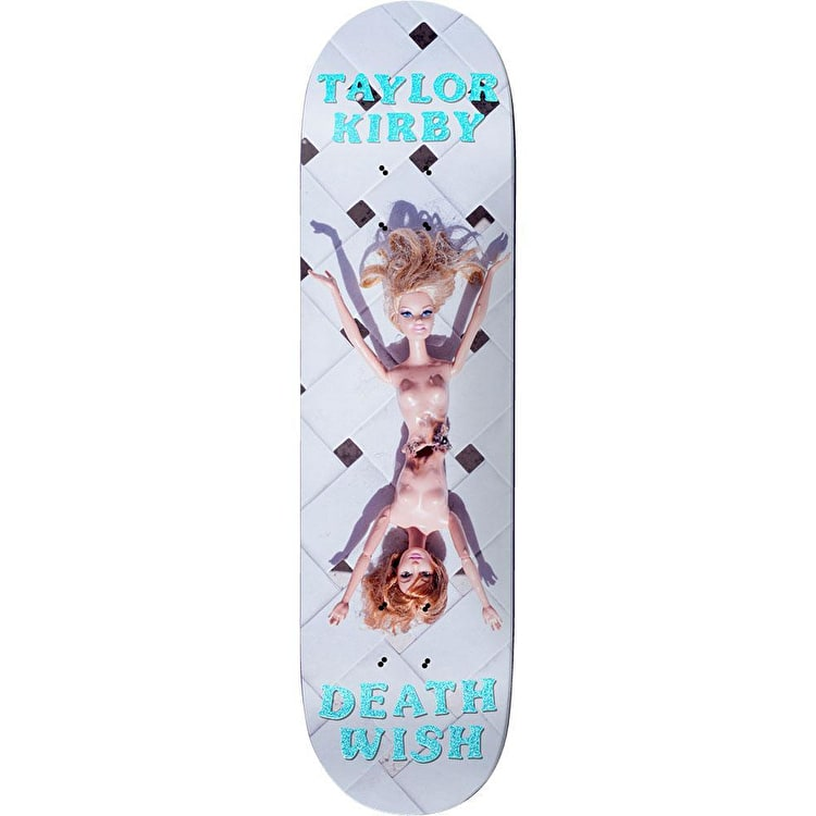 Deathwish Plastic Surgery Kirby Skateboard Deck 8.125""