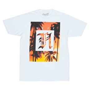 Neff Paradise City T-Shirt - White