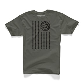 Alpinestars Unchained T Shirt - Dark Green