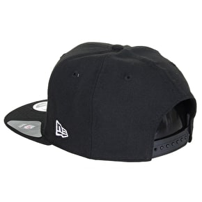 New Era 9FIFTY NFL Oakland Raiders Shine Cap - Black
