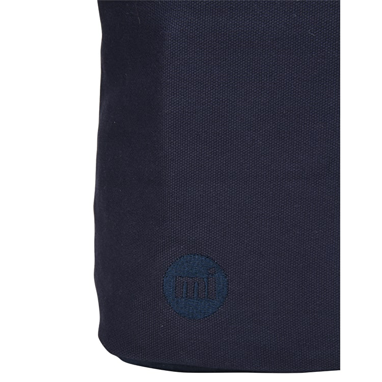 Mi-Pac Day Pack Canvas Backpack - Navy