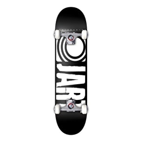 Jart Basic Complete Skateboard - Black 7.6