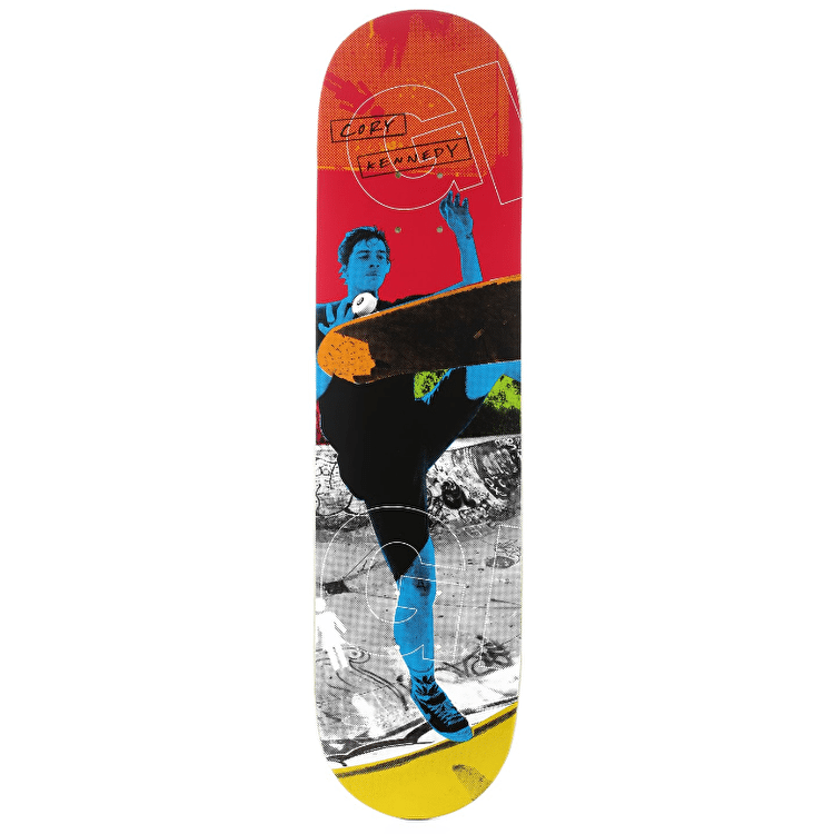 Girl 20/20 Skateboard Deck - Kennedy 8.25""