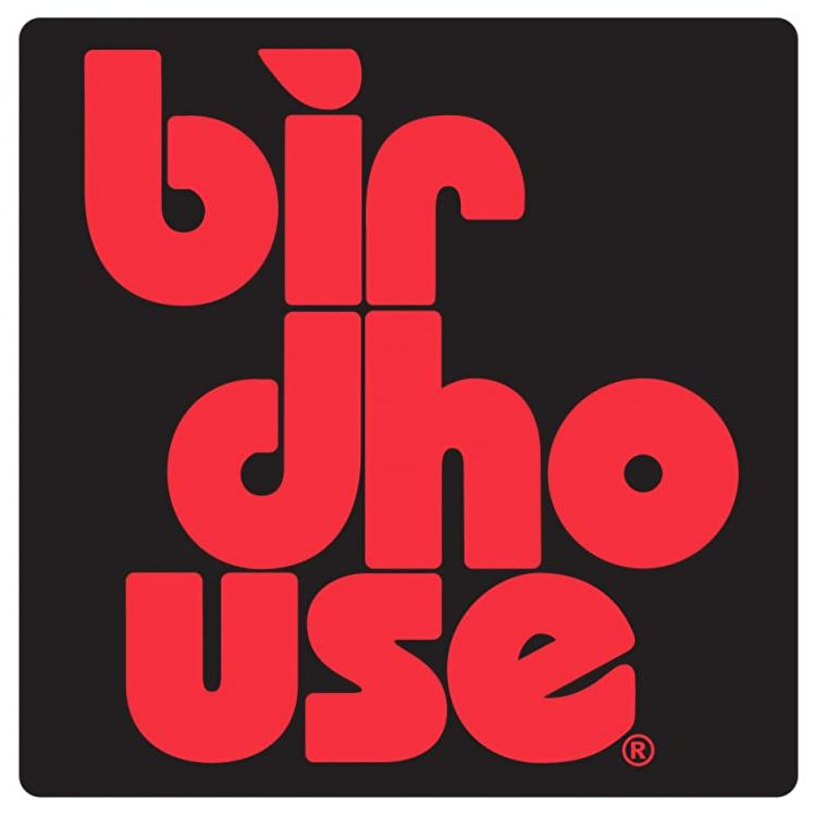 "Birdhouse Stacked 3"" Skateboard Sticker - Multi"