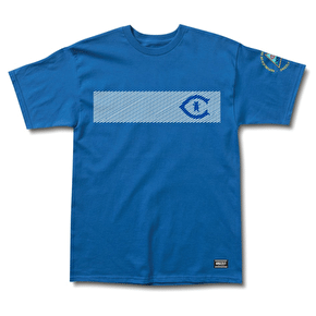 Grizzly Republica T-Shirt - Royal