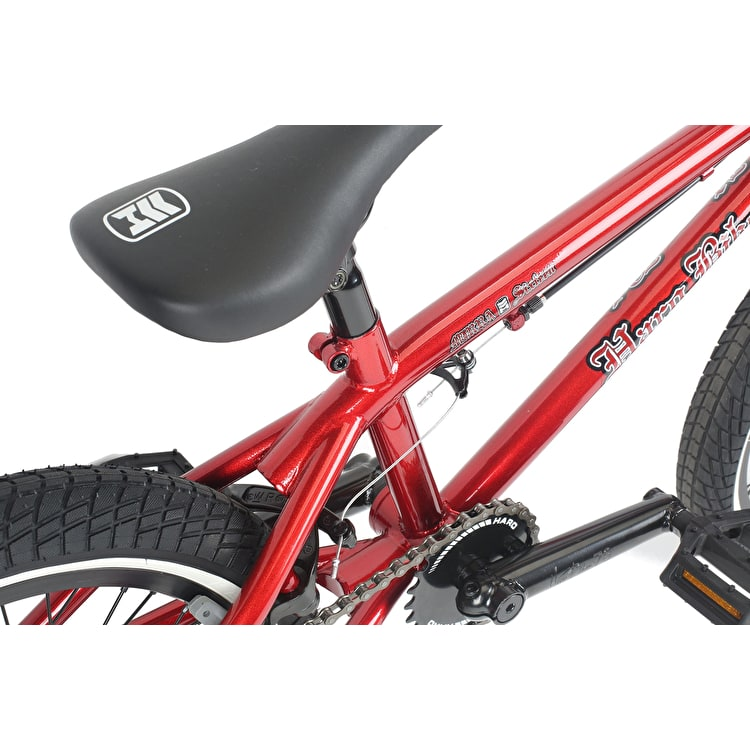 "Haro Mirra 16"" 2019 Complete BMX - Red"