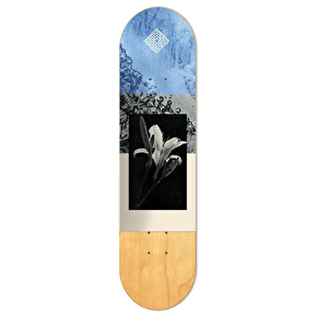 National Skateboard Co Flower Skateboard Deck - 8.375