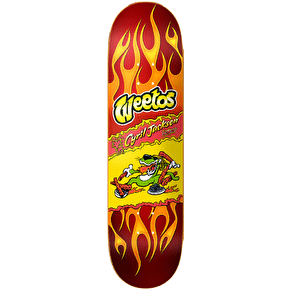 Baker Hot Weetos Skateboard Deck - Cyril 8