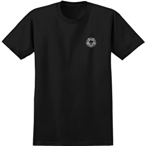 Spitfire Pentaburn Double T-Shirt - Black