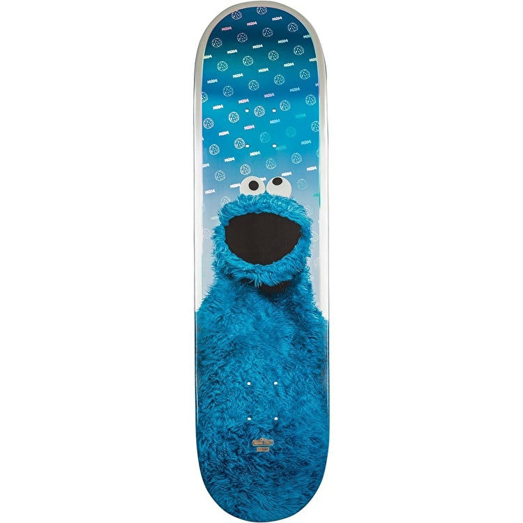 Globe G2 Sesame Street - Cookie Monster Skateboard Deck 8.125""