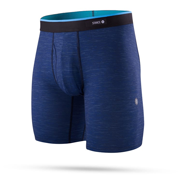 Stance Contrast Boxers - Navy