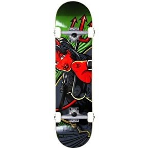 B-Stock MGP Honcho Series Complete Skateboard - Wicked  7.75'' (Slightly chipped)