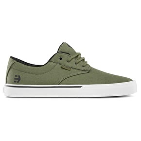 Etnies Jameson Vulc Skate Shoes - Olive
