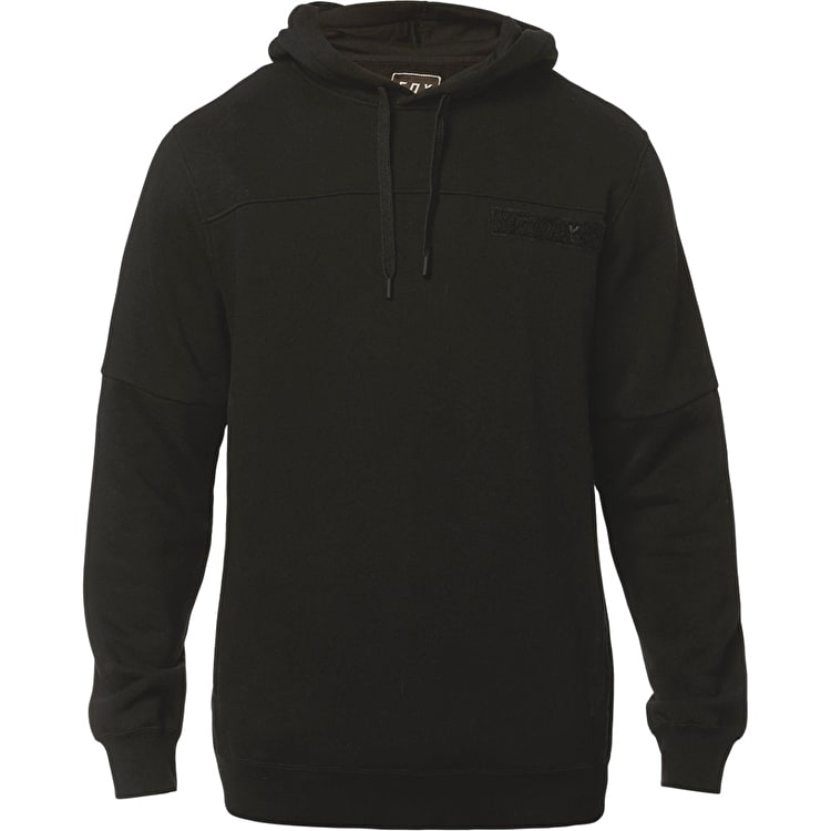 Fox The SD Pullover Hoodie - Black