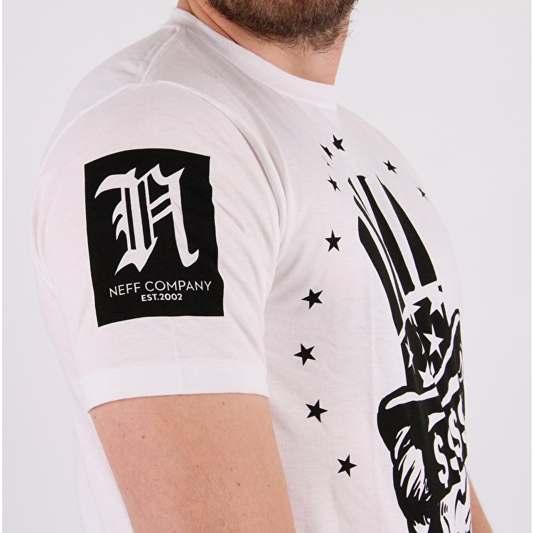 Neff Power T-Shirt - White