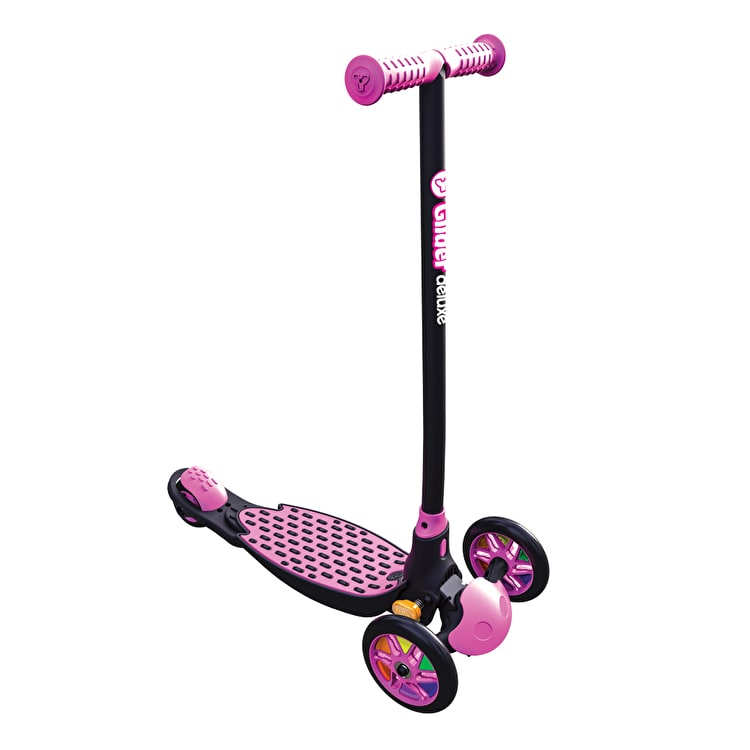 Y-Volution Y Glider Deluxe 1.0 Complete Scooter - Pink