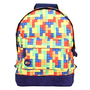 Mi-Pac Mini Backpack - Building Blocks Multi