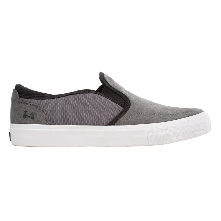 State Keys Skate Shoes - Pewter/Black