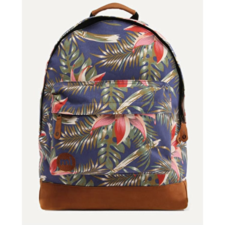 Mi-Pac Floral Backpack - Palm