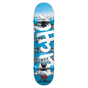 Cliche Kids Complete Skateboard - Mr Small Blue 6.75