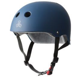 Triple 8 The Certified Sweatsaver Helmet - Navy Rubber